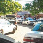 Das Chaos der Taxifahrer in Villarrica