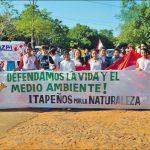 Aufstand gegen Zuckerrohrfabrik in Guairá