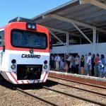 Zugverbindung Encarnación – Posadas nur noch werktags