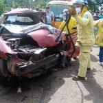 Schlagloch verursacht tödlichen Verkehrsunfall