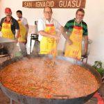 Eine Paella der besonderen Art und Weise