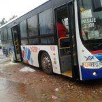 Bus mit Pilgern verunglückt