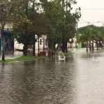 150 Häuser in Pilar unter Wasser