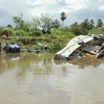 Schiffsunglück im Norden Paraguays