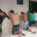 Vier Auftragsmörder verhaftet