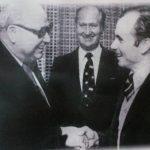 40 Jahre Kooperative Carlos Pfannl