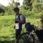 Ein Abenteuer mit dem Fahrrad
