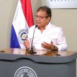 Nicanor als Präsidentschaftskandidat