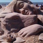 Vom Sandhaufen zum Kunstwerk