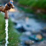 Das Trinkwasser wird knapp