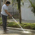 """""""Wir produzieren kein Wasser für Autos oder Wege waschen"""""""