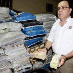 30 Tonnen beschlagnahmtes Bargeld behalten Wert