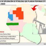 Weitere Ölbohrungen im Chaco