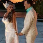 Eine pompöse Hochzeit mit einem Eklat