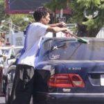 Polizist schoss Scheibenreiniger an