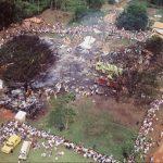 Die schlimmste Tragödie in der Luftfahrt Paraguays