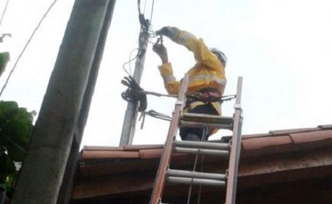 """Stromdiebstahl: """"Wir klemmen ab und sie schließen sich einfach wieder an"""""""