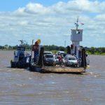 Zwischenfall auf dem Fluss