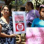Hausangestellte fordern Mindestlohn