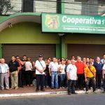 Kooperative der Polizei bankrott