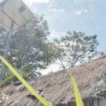 Indigene Gemeinschaften mit Solarenergie