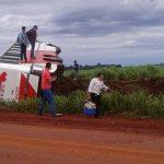 Deutschbrasilianer stirbt bei schwerem Verkehrsunfall
