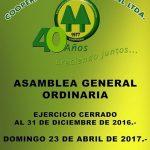 Generalversammlung der Kooperative Carlos Pfannl