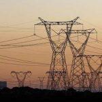 Große Informalität mit den Asymmetrien des Stromverbrauchs
