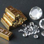 Anscheinend auch Gold und Diamanten gestohlen
