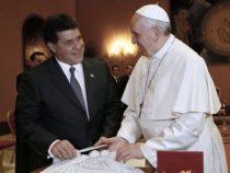 """""""Der Papst weiß, dass Cartes lügt"""""""