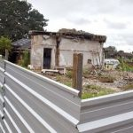 Das verwahrloste Herrenhaus von Stroessner