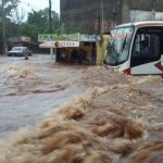 Intensive Regenfälle erwartet