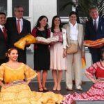 Paraguayische Botschaft in der BRD zeigt Solidarität