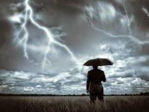Unwetter: Sturm und intensive Niederschläge vorhergesagt