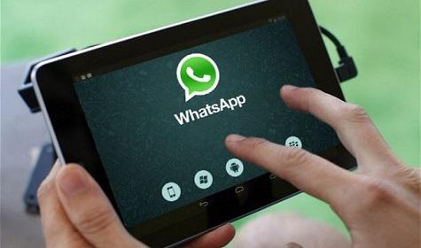 Passen Sie bei WhatsApp auf