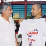 """""""Besser den Mund halten"""", sagt Chilavert zu Lugo"""