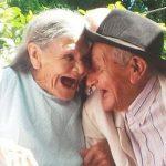 Mit 102 Jahren in den Hafen der Ehe eingelaufen