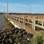 Ein aufmerksamer Fischer meldet Brückenschaden
