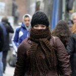 Winter kündigt sich an: Temperaturen sinken bis auf 8º C