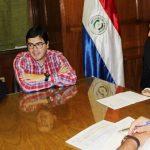 MOPC bestätigt Projekte der Asphaltierung in Independencia