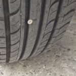 Platter Reifen?