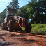 Der klimatische Vorteil hilft bei Straßenreparaturen