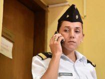 Staatspräsident begnadigt Marineangehörige, die wegen des Stillens in Haft ist