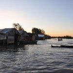 Yacyretá gibt erneut Hochwasserwarnung heraus