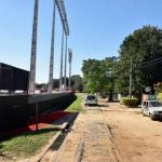 Zugprojekt schreitet langsam aber beständig voran