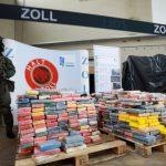 Deutschland: Paraguayisches Kokain in Hamburg konfisziert
