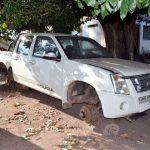 72 Polizisten und drei Einsatzfahrzeuge für ganz Alto Paraguay