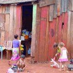 Die Armut in Paraguay hat ein kleines Gesicht