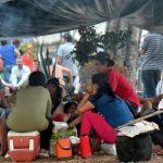 Campesinos fordern mit Nachdruck Notstandgesetz