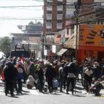 Campesino Protest ist politisch motiviert